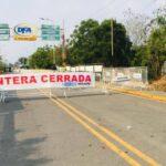 Las fronteras seguirán cerradas hasta el 28 de febrero